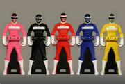 Megaranger Ranger Keys.PNG