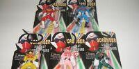 Style Guide/Sentai Spellings