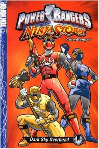 File:Ninja Storm Vol.1 (Tokyopop).jpg