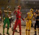 Evil Ninja Rangers