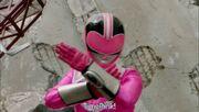 TimePink (Super Hero Taisen Otsu)