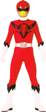Zyuoh-red