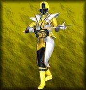 Super Shinken Yellow (Dice-O)