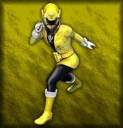 Gokai Yellow (Dice-O)