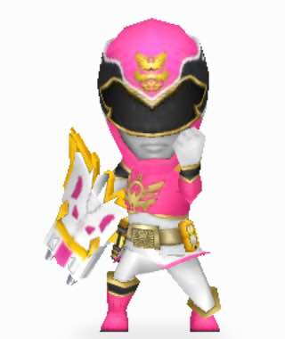 File:Pink Megaforce Ranger In Power Rangers Dash.jpg
