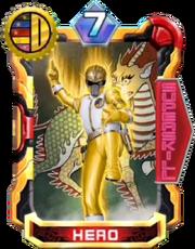 Kirinranger Card in Super Sentai Legend Wars