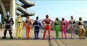 Doubutsu Sentai Zyuohger vs. Ninninger Kyurangers