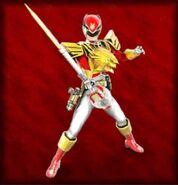 Super Gosei Red (Dice-O)