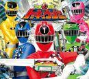 Ressha Sentai ToQger (song)