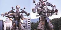Giganoid 5: Hunting