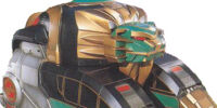Thunder Megazord (Mighty Morphin)