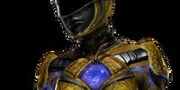Cenozoic era Yellow Ranger