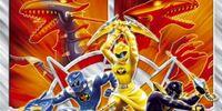 Power Rangers Dino Thunder (song)