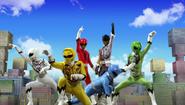 DSZ Super Sentai Hero Getter 2016 Zyuohger