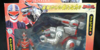 Timeranger (Toyline)