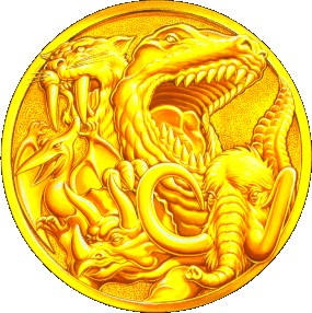 File:Mighty Morphin Power Rangers - Megazord coin.jpg
