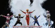 Gokai Change 9 - Changeman