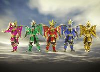PRS shogunrangers