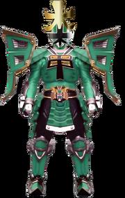Shogun-green