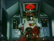 Sun Vulcan red cockpit