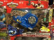 Ammonite Zord Blue