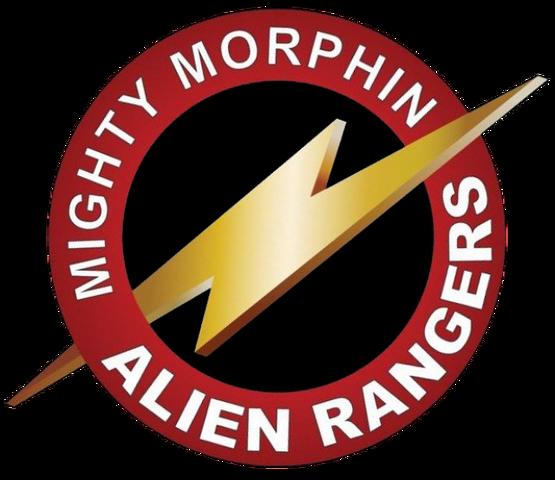 File:Mighty Morphin Alien Rangers logo 1996.png