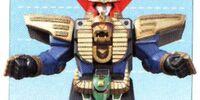 Chouriki Gattai Ohranger Robo