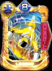 GoYellow Card in Super Sentai Legend Wars