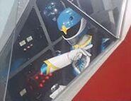 Jetman blue