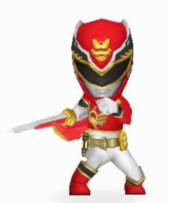 File:Red Megaforce Ranger In Power Rangers Dash.jpg