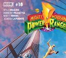 Mighty Morphin Power Rangers (Boom! Studios) Issue 18
