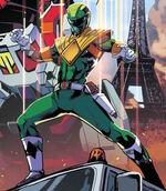 Green Jason Boom Comics