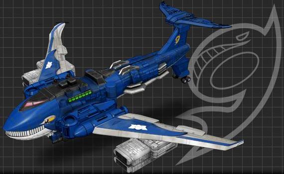 Whale Zord | Power Rangers Wiki | FANDOM powered by Wikia