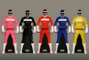 Space Ranger Keys