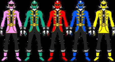 Uchuu Sentai Gokaiger