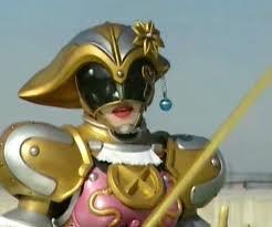 Lady Gold Ryukendo