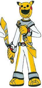 Pokemon Tamer Yellow Ranger