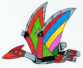 Quetzalcozord by MCsaurus