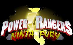 Power Rangers Ninja Fury logo