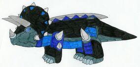 Tricerazord by MCsaurus