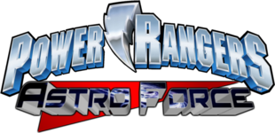Power Rangers Astro Force Logo