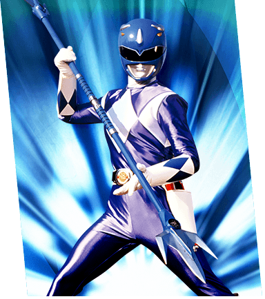 Image - Mighty-morphin-blue-ranger.png | Power Rangers ...
