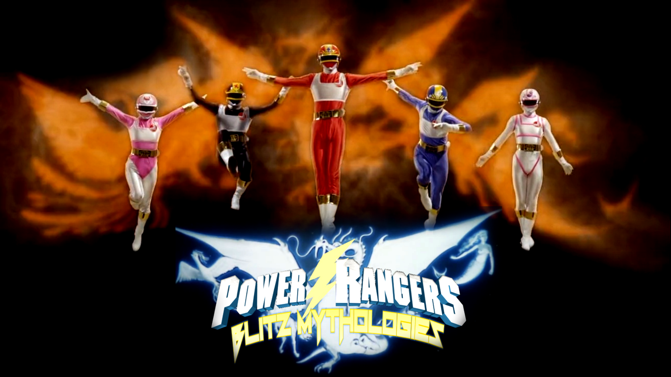 power rangers blitz mythologies power rangers fanon