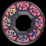 Samurai Combination Disk