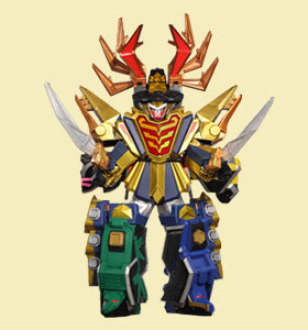 Claw Armor Megazord