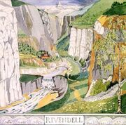 Rivendell illustration