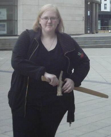 File:70 - Cassie with sword.JPG