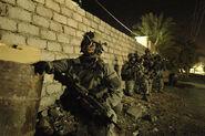 MIL US Army Rangers in Iraq lg