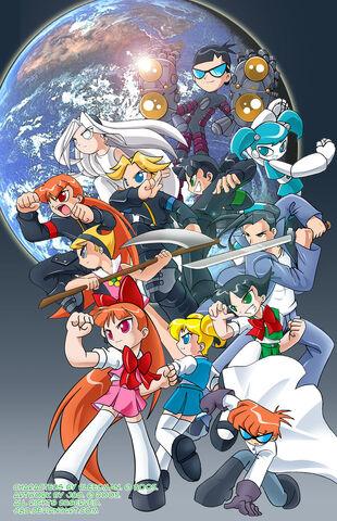 File:PPGD Battle Universe poster by J8d.jpg