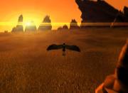 Dark angel cutscene